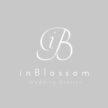 in blossom 手工訂製婚紗