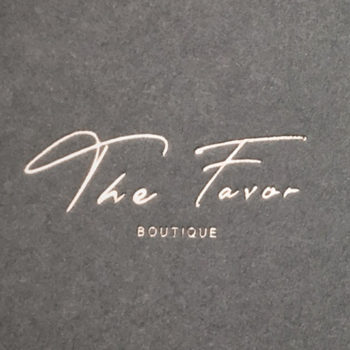 the favor boutique