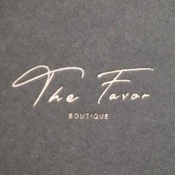 the favor boutique